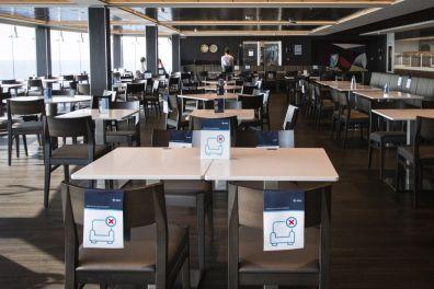 Buffet restaurant - Foto: MSC Cruises/Riccardo Fani)