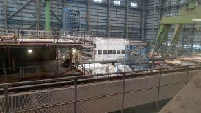 Meyer Werft 132
