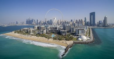 Dubai skyline - msc