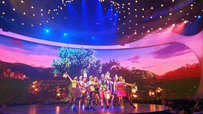 Celebrity Apex Tree of life 11