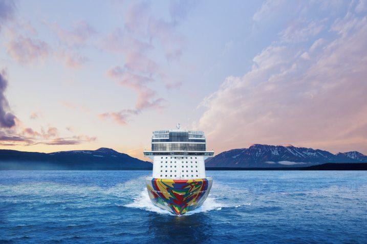 Norwegian Encore - Adventure Awaits in Alaska