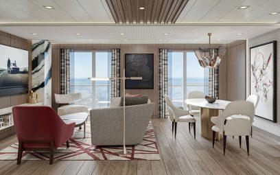 Oceania Suite Living Room-Exterior View