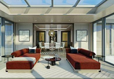 Details en ontwerpgeheimen van Regent's nieuwste $ 11.000-per-nacht suite onthuld
