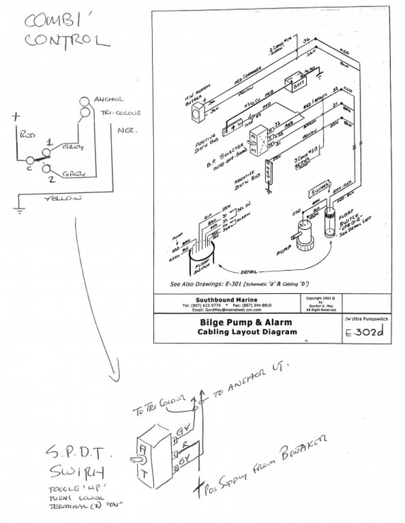 Bilge Pump Float Switch Wiring Diagram Johnson Automatic Bilge Pump