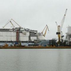 Cartera de pedidos de barcos de crucero