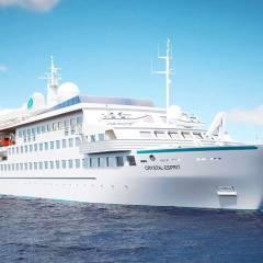 Crystal Cruises anuncia la venta del Crystal Esprit