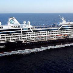 Azamara Pursuit realizará su primer crucero desde Barcelona
