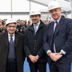 MSC confirma el encargo de sus barcos de lujo a Fincantieri