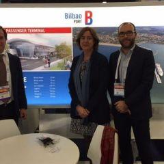 El Puerto de Bilbao se prepara para la inauguración de su nueva terminal de cruceros