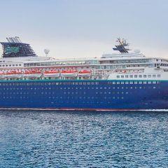Pullmantur Cruceros arranca su temporada en el Puerto de Málaga