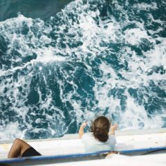 Cruceros y medioambiente: ¿notable?