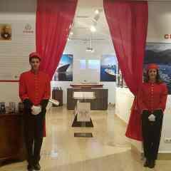 Cunard Line presenta su exposición de Vuelta al Mundo en Madrid