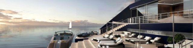 Ritz-Carlton Hotel Co. entra en la industria de cruceros con The Ritz-Carlton Yacht Collection
