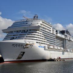 MSC Cruceros celebra la entrada en servicio del MSC Meraviglia, el barco que marca el principio de la segunda fase de crecimiento de la empresa