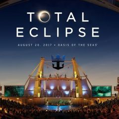 "Vive de forma única el ""Gran Eclipse Americano"" a bordo del Oasis of the Seas de Royal Caribbean"