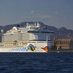 Aida Cruises reinicia su actividad con cruceros por el Mediterráneo a partir del 17 de octubre