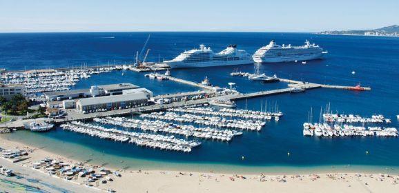 Los nuevos puertos de escala de cruceros