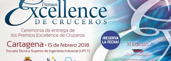 Premios Excellence de Cruceros 2018 – ¡Reserva la fecha!