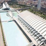 Valencia, poca congestión turística en una ciudad sin límites