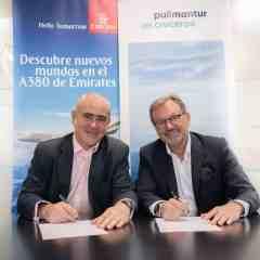 Pullmantur Cruceros y Emirates operarán 16.000 plazas aéreas este invierno