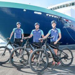 Pullmantur Cruceros incorpora excursiones en bicicleta eléctrica en sus rutas por el Adriático y el Egeo