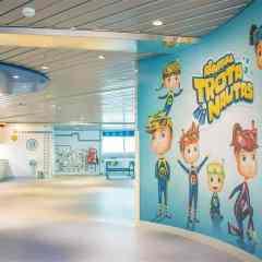 Trotanautas, nuevo programa infantil de Pullmantur Cruceros