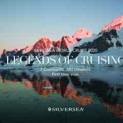 Silversea bate récords de reservas anticipiadas para su World Cruise de 2020