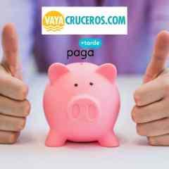 Quehoteles y Vayacruceros ofrecerán junto con Paga + Tarde financiación a plazos a sus clientes