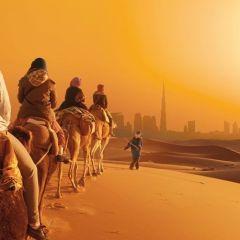 El exótico encanto de Dubái y los Emiratos Árabes, destino estrella de Pullmantur Cruceros este invierno