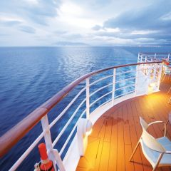 Contribución del turismo de cruceros a la economía española en 2017