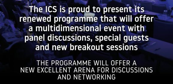 The ICS is proud to present its renewed programme