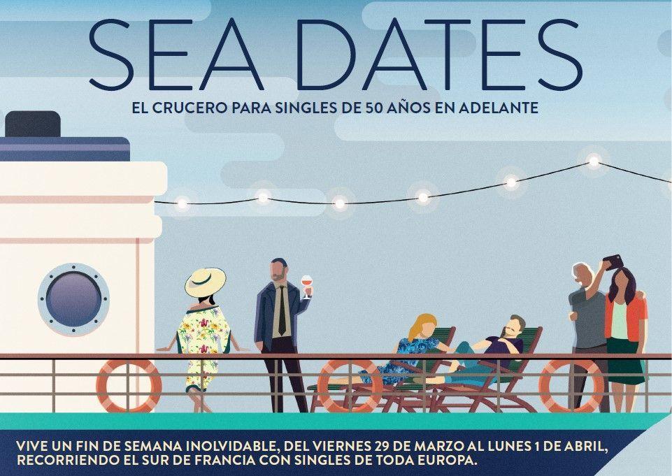 Próximos Cruceros para Solteros y Solteras organizados por Vacaciones Singles