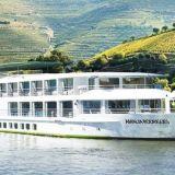Amália Rodrigues, la reina del fado ya navega en el Douro