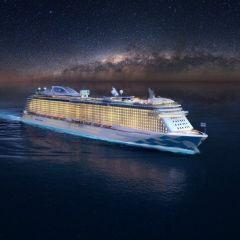 Princess Cruises construirá en Italia dos nuevos barcos de última generación