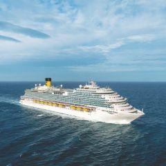 Costa Cruceros presenta Costa Firenze, un nuevo barco que recibirá en octubre de 2020