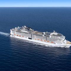 MSC Cruceros para temporalmente sus operaciones en el Mediterráneo debido a las nuevas restricciones de movilidad impuestas por el gobierno italiano para las próximas fiestas