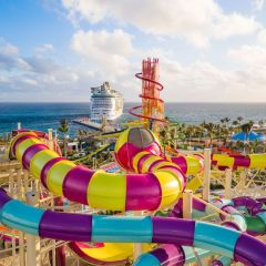 Royal Caribbean inaugura Perfect Day at CocoCay, su isla privada en las Bahamas