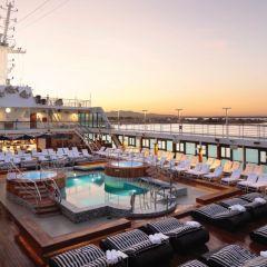 Oceania Cruises presenta su renovado Sirena