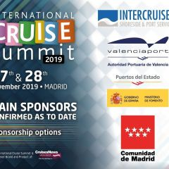 ICS 2019 – Main sponsors confirmed as to date