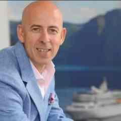 Peter Deer es el nuevo Managing Director de Fred. Olsen Cruise Lines