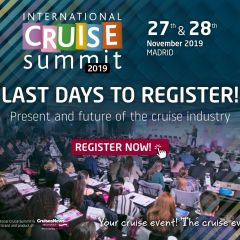 ICS 2019 – LAST DAYS TO REGISTER!