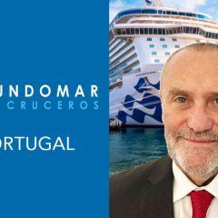 Mundomar Cruceros sigue creciendo y presenta nuevo director comercial en Portugal