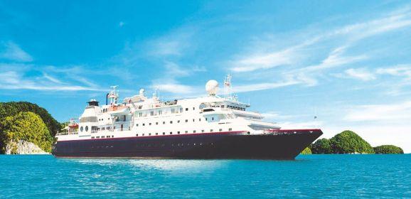 La Belle des Océans, el nuevo barco marítimo de CroisiEurope