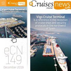 eCruisesNews Vigo Cruise Terminal, experience and quality in the northwest of Spain