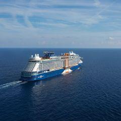 Celebrity Cruises reinicia sus cruceros en Europa con el Celebrity Apex en Atenas