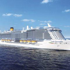 Costa Cruceros reinicia su actividad con el Costa Smeralda el 27 de marzo