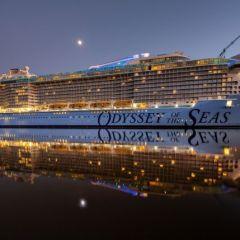 El Odyssey of the Seas de Royal Caribbean comenzará a navegar desde Israel a partir del mes de mayo