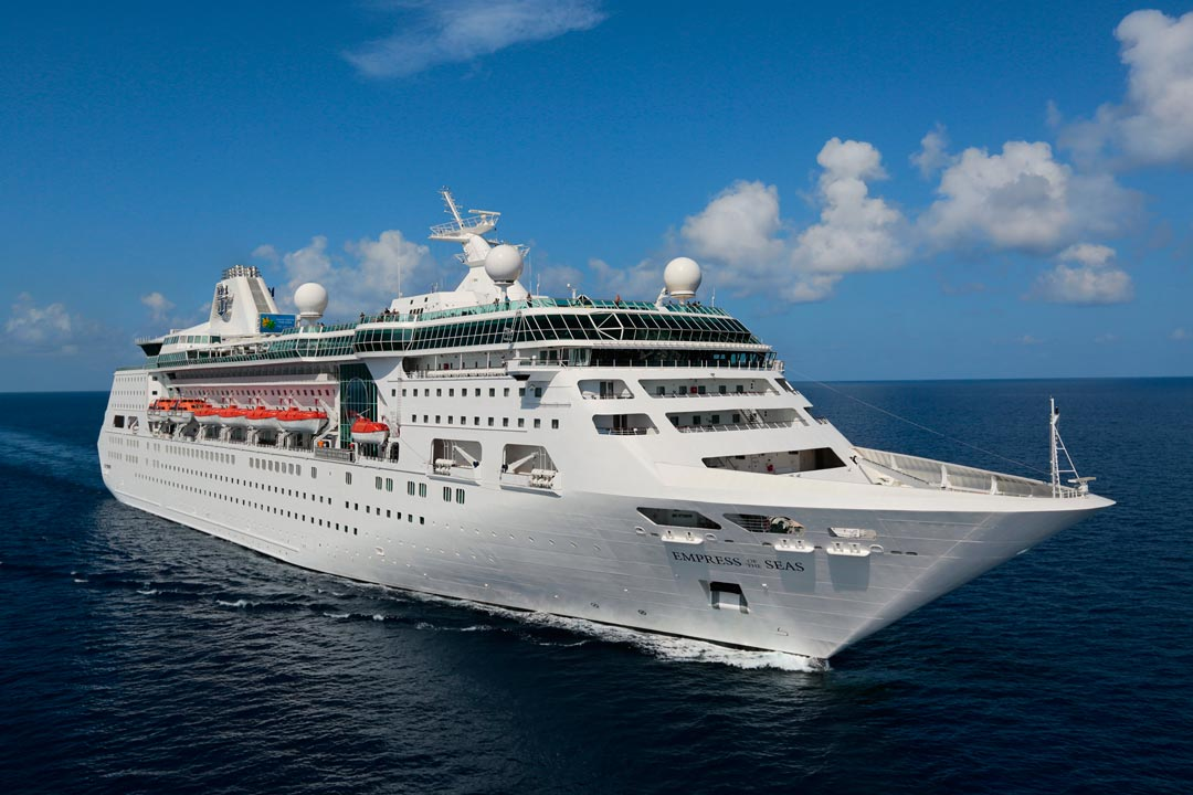 Image result for empress of the Seas