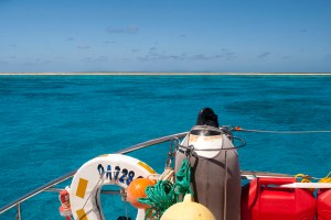 Anchored st the Northern Islet