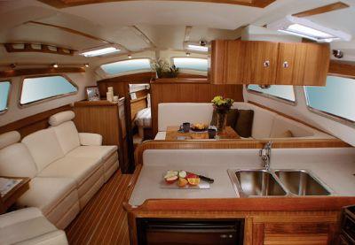 CM440 Main Cabin